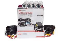 Комплект видеонаблюдения HikVision DS-J142I/7104HQHI-E1 4out Turbo HD