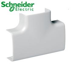 Т-отвод на миниканал 40х16, 40х25, 40х40 Schneider Electric, серия Ultra (ETK40350)