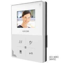 Видеодомофон KOCOM KCV-401EV (white)