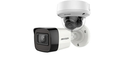 Камеры HikVision Turbo-HD