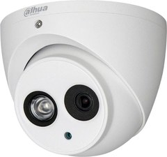 HAC-HDW2401EMP-0280B - 4 МП, HD-CVI камера Dahua