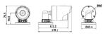 камера видеонаблюдения, HikVision DS-2CE15A2P-IR