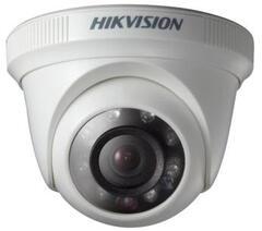 1 Мп Turbo HD видеокамера DS-2CE56C0T-IRP (2.8 мм)