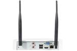 4-канальный Wi-Fi сетевой NVR, Dahua DH-NVR4104-W (wi-fi)