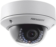 DS-2CD2712F-IS, Hikvision, 1.3Мп IP камера
