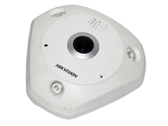DS-2CD63C2F-IVS, Hikvision, 12Мп IP камера