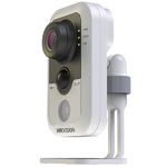 IP камера, Hikvision, DS-2CD2412F-IW