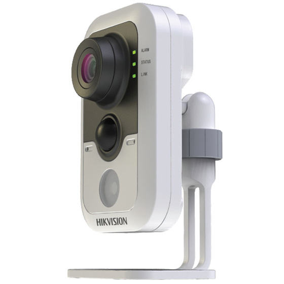 IP камера, Hikvision, DS-2CD2412F-I