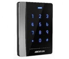 DS-K1102MK, Hikvision, считыватель карточек  RFID