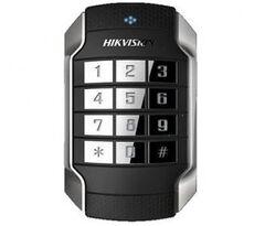 DS-K1104MK, Hikvision, считыватель с кодовой клавиатурой