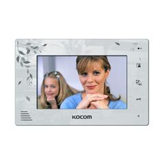 Видеодомофон KOCOM KCV-A374LE (white)