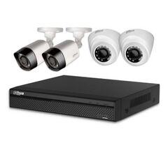 Комплект видеонаблюдения Dahua KIT-CV4HD-2B/2D