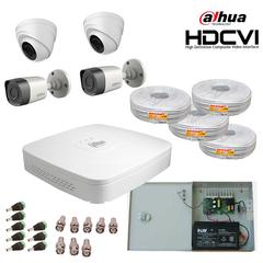Комплект видеонаблюдения HD-CVI 8 камер