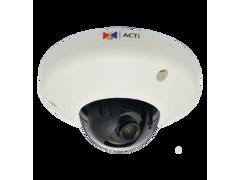 IP камера видеонаблюдения, купольная ACTi E97
